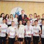Кращих випускників Полтавщини 2019 року відзначили дипломами та іменними преміями