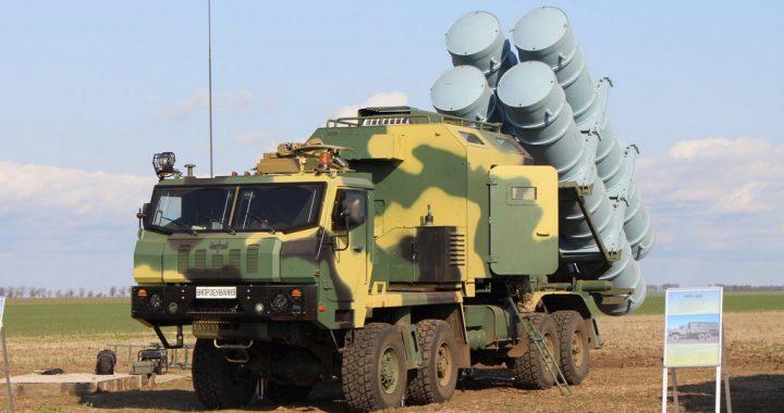 Самохідне шасі  КрАЗ-7634НЕ – база нового  ракетного комплексу  «Нептун»