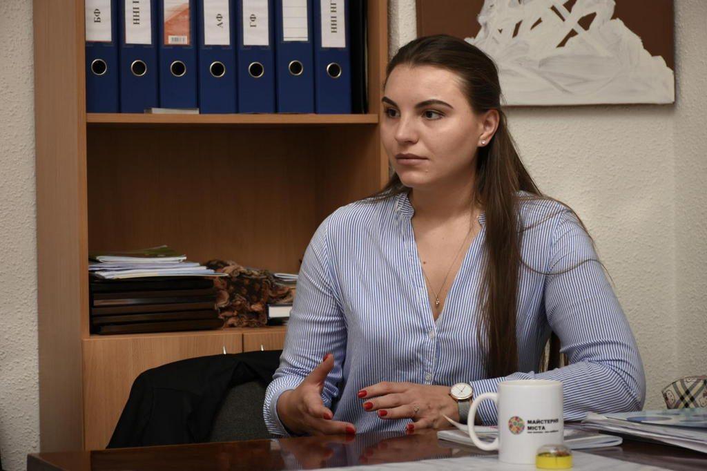 Полтавка Ольга Петлюх – серед кращих  молодих архітекторів України