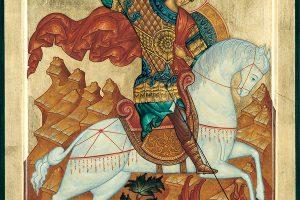 Великомученик  Георгій Побідоносець