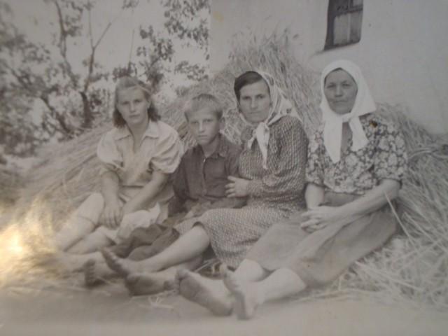 Моє рідне село – моя глибока печаль…