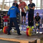 Вагонобудівники – переможці чемпіонату Полтавщини з важкої атлетики