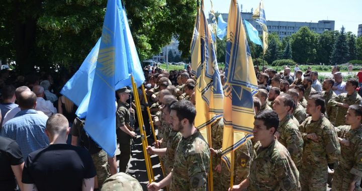 Поклали життя за Україну