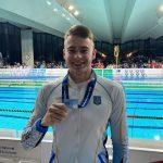 Полтавський плавець встановив рекорд  України на Всесвітній Універсіаді