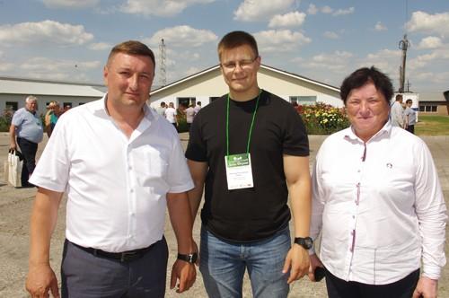 """ТОВ """"Агрофірма """"Маяк"""" – це європейський рівень господарювання і потужна мотивація для вітчизняних сільгоспвиробників"""
