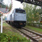 Доукомплектовані на КВБЗ локомотиви General Electric експлуатують  у чотирьох філіях Укрзалізниці