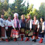 Полтавцям  продемонстрували  модні вбрання  наших предків