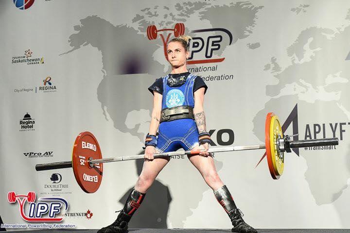 Дарія Бражник –  чемпіонка світу серед юніорів