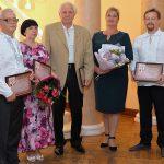 Нагороджено лауреатів  премії Полтавської обласної ради імені  І. П. Котляревського 2019 року