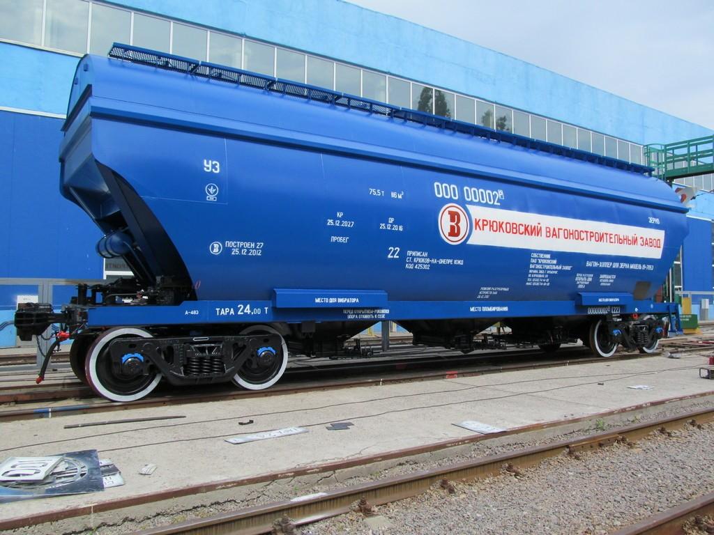 Крюківський вагонобудівний завод:  історія, якою ми пишаємося