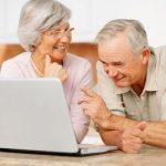 Як оформити пенсію  «в один дотик»