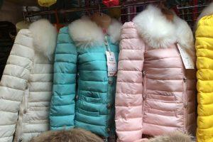 Наповнювачі зимового одягу:  вибираємо найтепліший