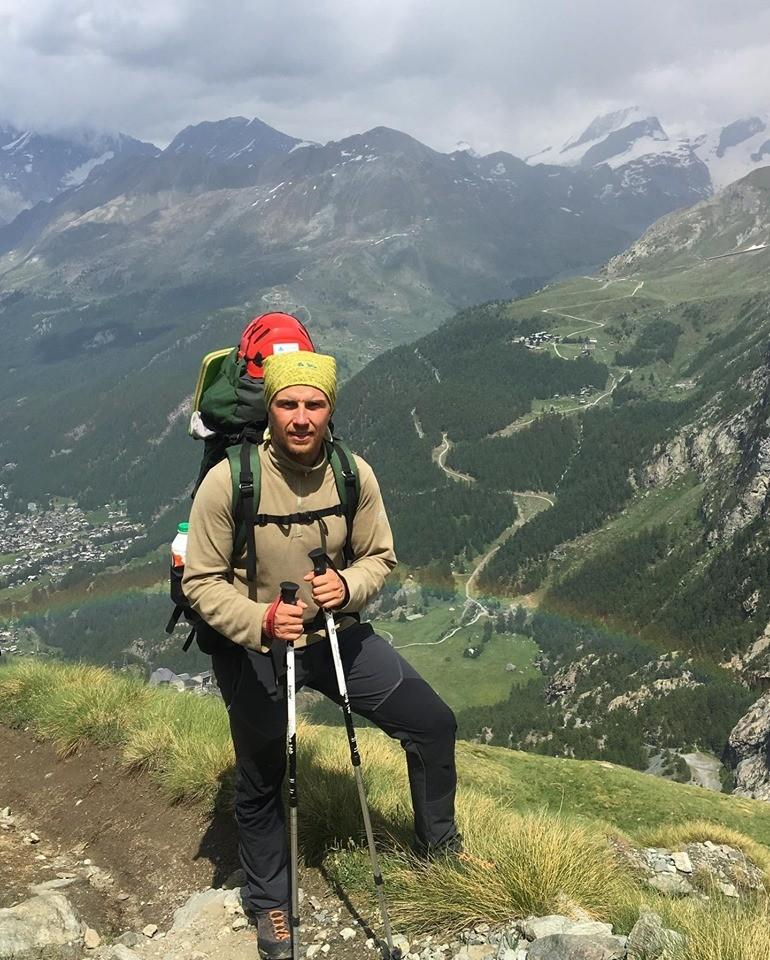 Кобелячанин Мирослав Муха – на Монблані, найвищій вершині Західної Європи