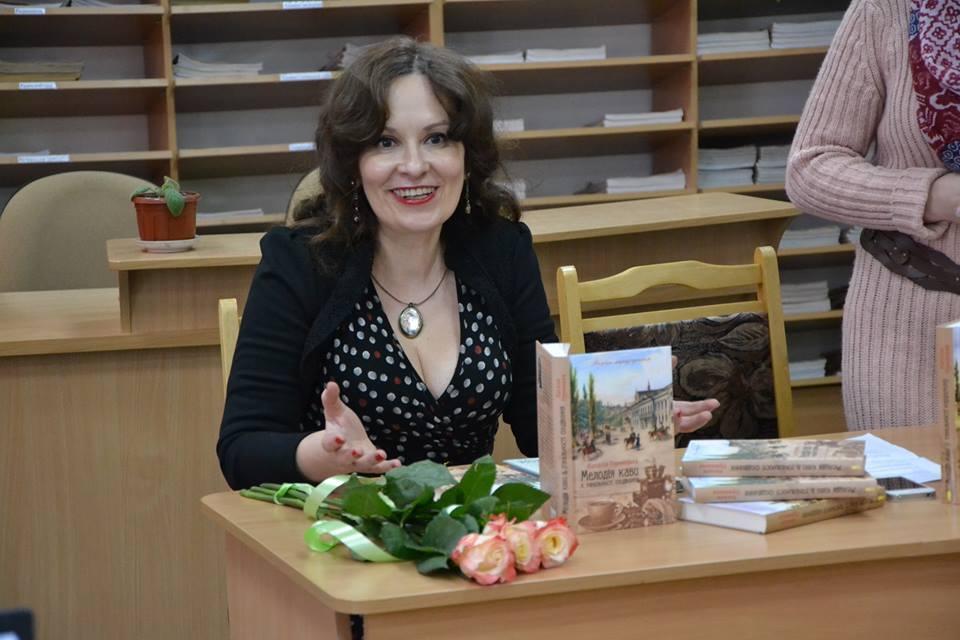 Її жіночі романи читають і чоловіки