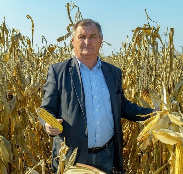 Микола АНДРІЄНКО: «Наше насіння кукурудзи не гірше зарубіжного»
