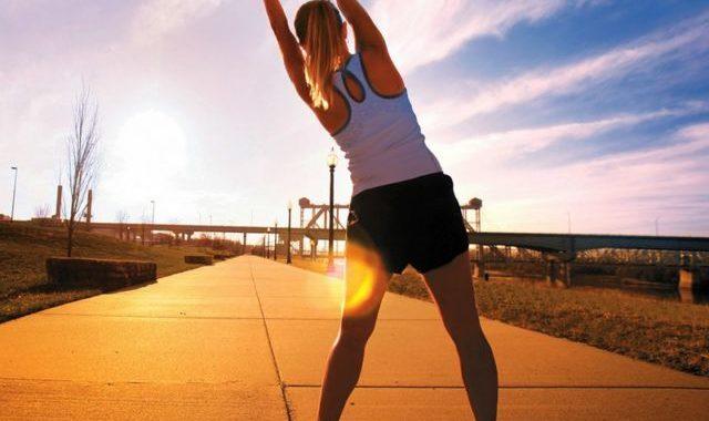 Ранкова зарядка –  не забаганка. Вона готує  серце до повноцінного  робочого дня