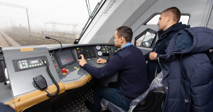 Випробування дизель- поїзда ДПКр-3 тривають  у штатному режимі