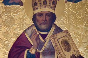 Святитель Миколай,  архієпископ Мир Лікійських