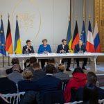 Володимир ЗЕЛЕНСЬКИЙ: «Україна ніколи не поступиться своєю територією й не дозволить впливати на вектор свого руху та розвитку»