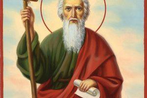 Святий апостол  Андрій Первозваний