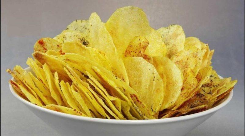 Любителям чипсів
