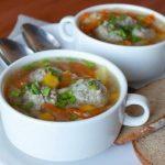 Ароматні супи  зігріють і наситять