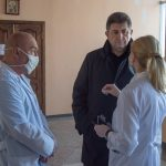 Олександр Удовіченко передав лікарням Полтави сучасне обладнання для боротьби з коронавірусом