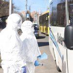 Полтавські лікарі та правоохоронці навчалися надавати допомогу особам із підозрою на СOVID-19