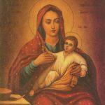 Чудотворна Козельщинська  ікона Божої Матері