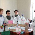 Підприємства агропромхолдингу  «Астарта-Київ» закуповують та постачають у районні лікарні Полтавщини засоби захисту від коронавірусу