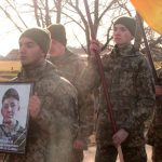 Поліг за бойових побратимів, за Україну
