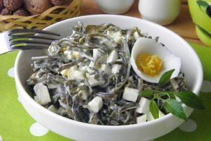 Легкі салати проти авітамінозу