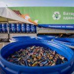 Вперше в історії Полтави небезпечні відходи відправили на переробку