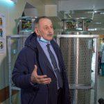 Лікарні Полтави забезпечили киснем для апаратів штучної вентиляції легень