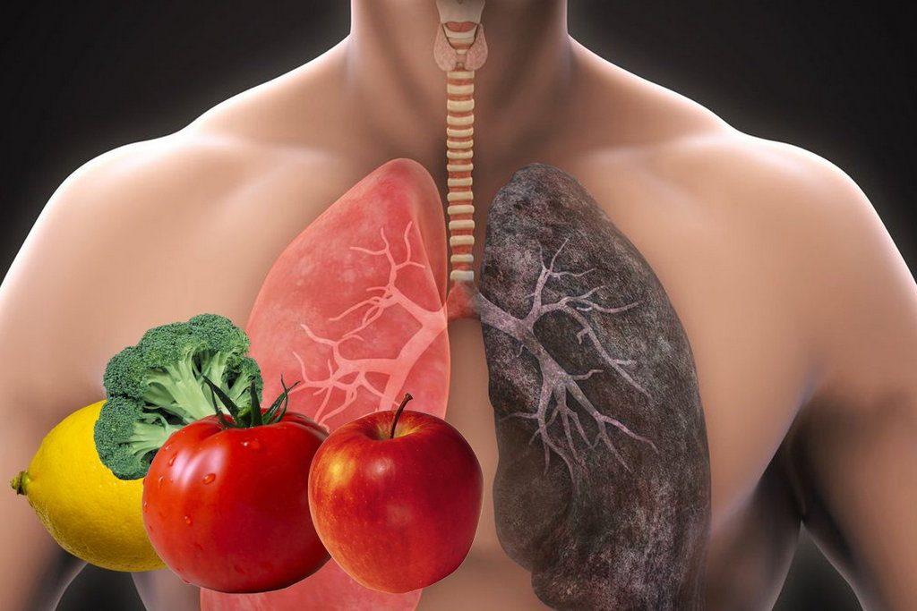 Продукти для зміцнення легенів  у сезон небезпечних інфекцій