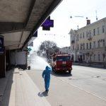 Олександр Шамота:  «У Полтаві дезінфікують вулиці та під'їзди»