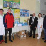 Апарати штучної вентиляції легенів для лікарень від «Астарти-Київ»
