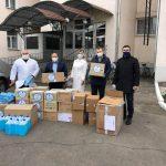 """Група """"Нафтогаз"""" передала лікарням Полтавщини допомогу на 4,2 мільйона гривень"""