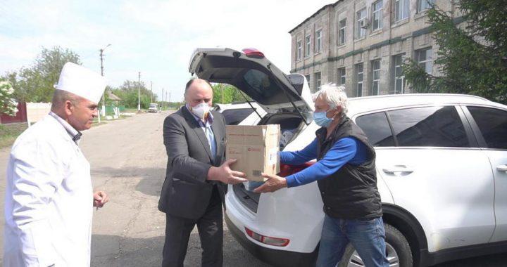 Агрофірма «Добробут» агропромхолдингу «Астарта-Київ» допомагає медикам боротися з COVID-19