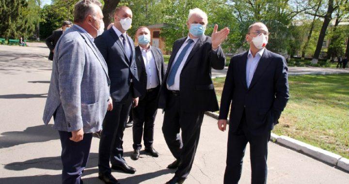Досвід Полтавщини у впровадженні проєкту медичної реформи використають  у всеукраїнському масштабі