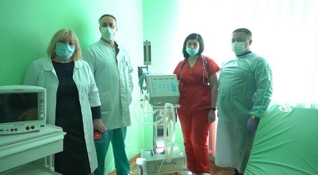 """Підприємства агропромхолдингу """"Астарта-Київ""""  допомагають протистояти коронавірусу"""
