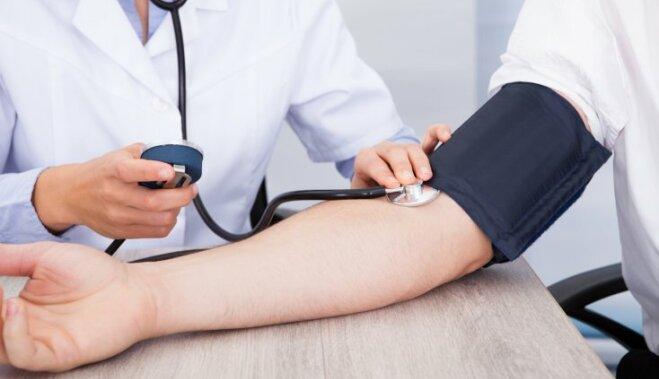 Регулярна перевірка рівня артеріального тиску може врятувати життя»