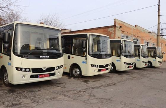 """Олександр ШАМОТА:  """"У Полтаві вже 20 нових автобусів – це шлях  до транспортної незалежності"""""""