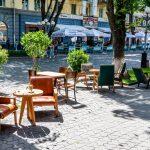 Центральну вулицю Полтави роблять цивілізованішою