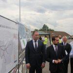 Відкрито першу чергу об'їзної дороги поблизу Полтави