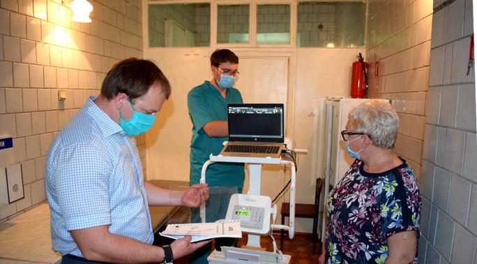 ФК «Ворскла» і FERREXPO продовжують  допомагати медичним закладам