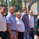 Сучасний мультифункціональний спортивний майданчик відкрили у Лохвиці