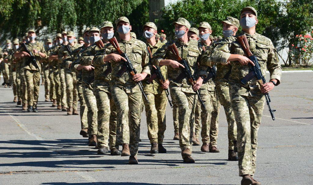 Курсанти військової кафедри склали присягу