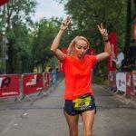 Полтавка посіла друге місце серед жінок у київському ультрамарафоні