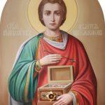 Великомученик  і цілитель Пантелеймон